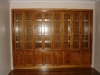 Timber Wall Unit