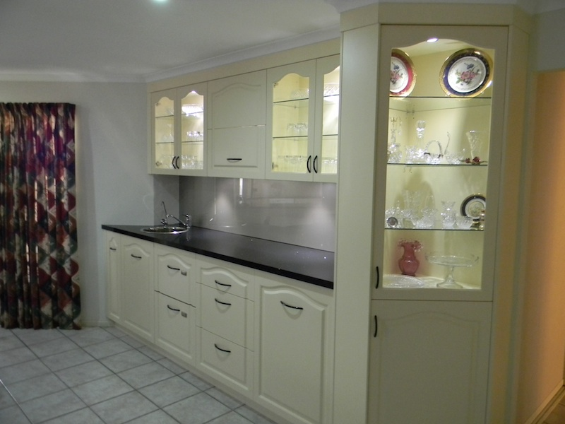 Bar Cabinet Joinery