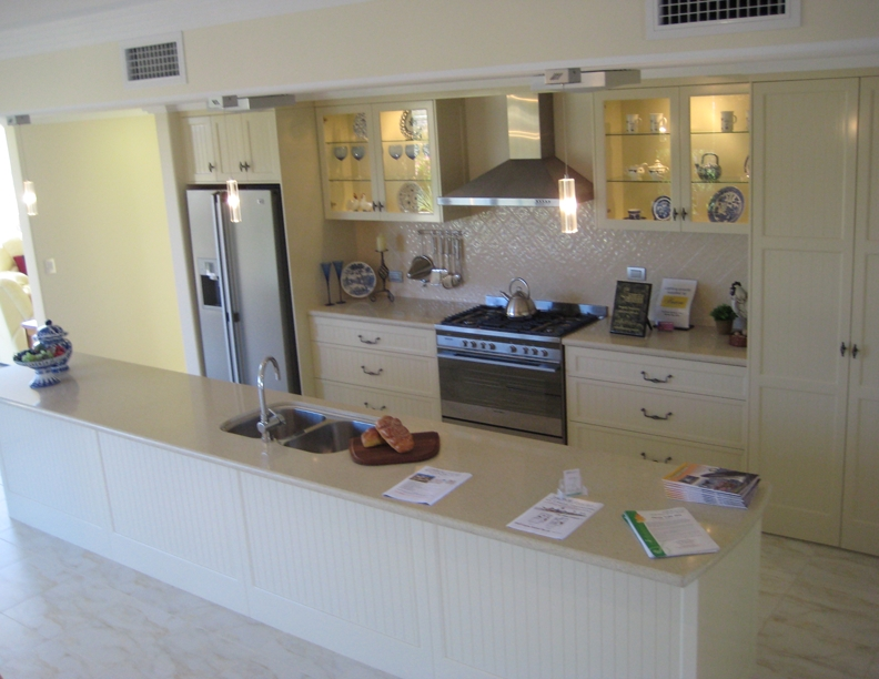 Glass cupboard doors