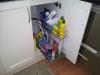 SS Undersink cupboard
