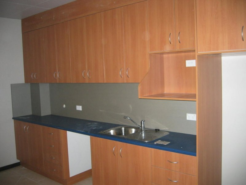 Wood grain Kitchen
