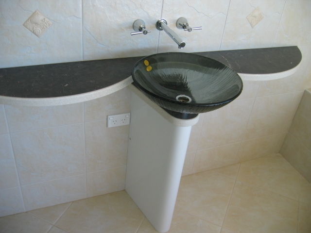 Glass Vanity Basin