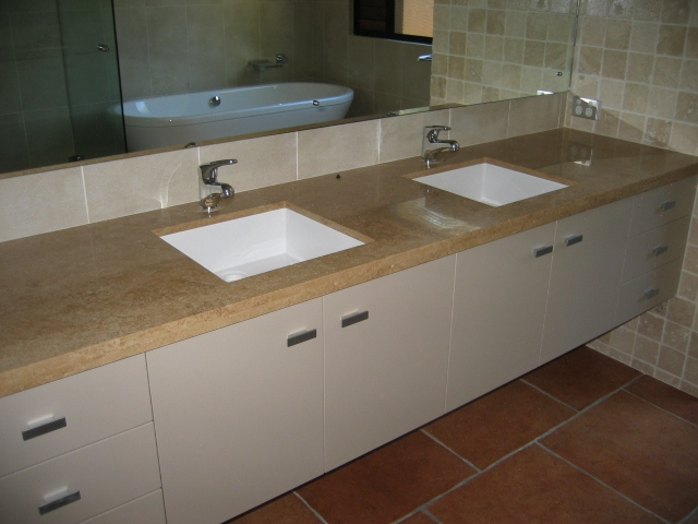 Double Inset Basin