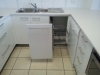 SS Corner cupboard