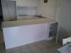 SS External bench cupboard