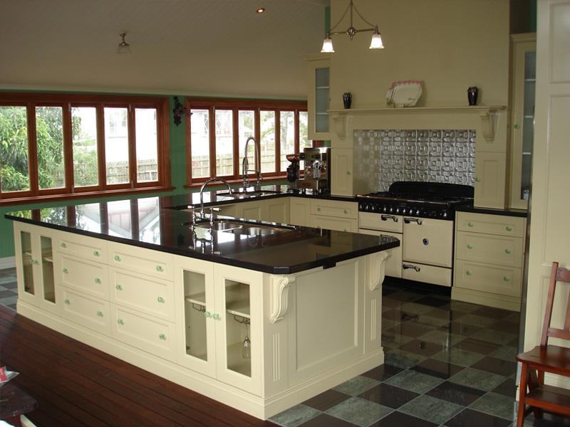 Open Plan Family Kitchen